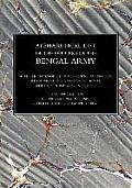 Alphabetical List of the Officers of the Indian Army 1760 to the Year 1834bengal
