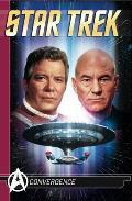 Convergence (Star Trek) by Michael Jan Friedman