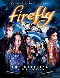 Firefly, Volume 2: The Official Companion Cover