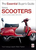 Vespa Scooters Classic 2 stroke models 1960 2008