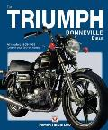 The Triumph Bonneville Bible: All Models 1959-1983 (Does Not Cover 2001 on Models)