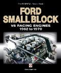 Ford Small Block V8 Racing Engines 1962 To 1970: the Essential Source Book (Essential Source Book)