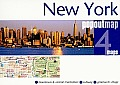 New York Popoutmap Cover