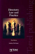 Directors: Law and Practice - Third Edition