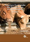 Voluntary Food Intake and Diet Selection of Farm Animals