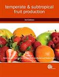 Temperate and Subtropical Fruit Production Cover