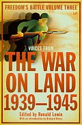 The War on Land, 1935-45
