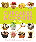 Cupcakes &amp; Cookies Galore Cover