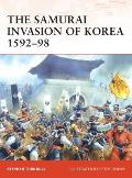 Campaign #198: The Samurai Invasion of Korea 1592-98 Cover