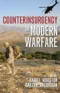 Counterinsurgency in Modern Warfare (Companion) Cover