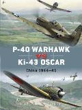 Duel #08: P-40 Warhawk VS Ki-43 Oscar: China 1944-45