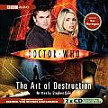 Doctor Who the Art of Destruction