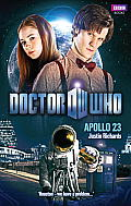 Apollo 23 (Doctor Who) Cover
