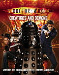 Doctor Who: Creatures and Demons Cover