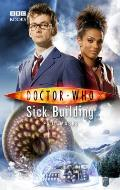 Doctor Who: Sick Building (Doctor Who) Cover