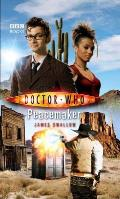 Doctor Who: Peacemaker Cover