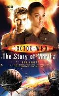 Doctor Who: The Story of Martha Cover