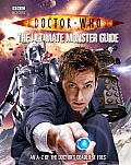 Doctor Who: The Ultimate Monster Guide Cover