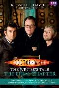 Doctor Who: The Writer's Tale Cover
