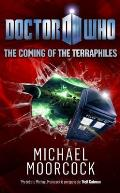 Coming of the Terraphiles (Doctor Who) Cover