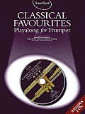 Classical Favourites: Playalong for Trumpet [With 2 CDs]