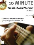 10 Minute Acoustic Guitar Workout [With CD]
