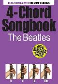 4-chord Songbook: the Beatles