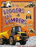 Busy Kids Diggers and Dumpers