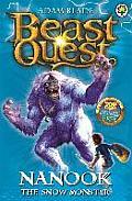 Beast Quest 5 Nanook