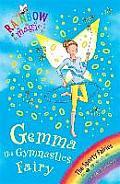 Sporty Fairies 07 Gemma the Gymnastics Fairy Rainbow Magic