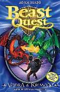 Beast Quest Vedra & Krimon Twin Beasts of Avantia