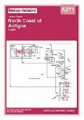 Imray Iolaire Chart A271: North Coast of Antigua