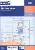 Imray Iolaire Chart B3: the Granadines - ST Vincent To Grenada