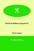 Roderick Hudson (Large Print)