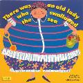 There Was an Old Lady Who Swallowed the Sea (Classic Books with Holes) Cover