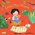 Little Miss Muffet. Illustrated by Barbara Nascimbeni