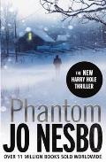 Phantom. Jo Nesbo Cover
