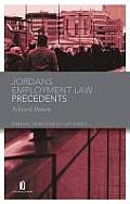 Jordans Employment Law Precedents
