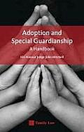 Adoption and Special Guardianship - A Permanency Handbook