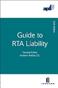APIL Guide to RTA Liability - Second Edition