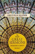 The World's Great Sermons -Vol X: Drummond to Jowett