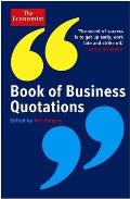 Economist Book of Business Quotations