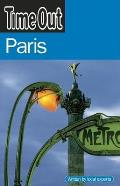 Time Out Paris 16th Edition
