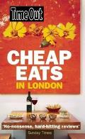 Time Out Cheap Eats In London 5th Edition