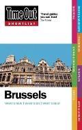 Time Out Shortlist Brussels, Bruges & Antwerp (Time Out Shortlist Brussels, Bruges & Antwerp)