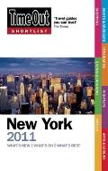Time Out Shortlist New York (Time Out Shortlist New York)