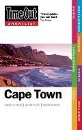 Time Out Shortlist Cape Town