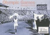 Time Out Olympic Games Through a Lens Postcard Book