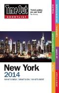 Time Out Shortlist: New York (Time Out Shortlist New York)