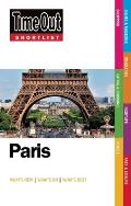 Time Out Shortlist Paris 2015 (Time Out Shortlist)